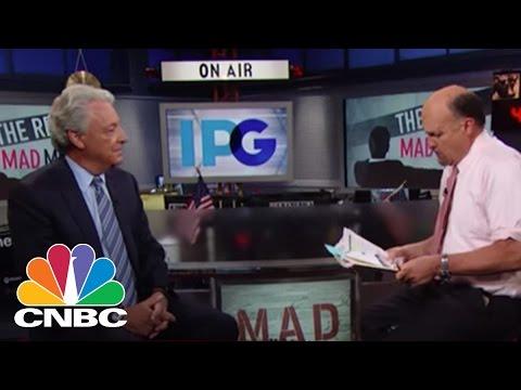 Interpublic Group CEO Michael Roth | Mad Money | CNBC