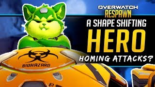 Overwatch Respawn #40 - Shape Shifting Hero, Homing Attacks, and more