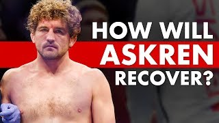 How Can Ben Askren Recover From The Jorge Masvidal Loss?