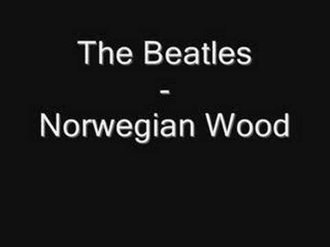 The Beatles - Norwegian Wood Music Videos