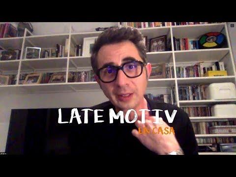 LATE MOTIV - Berto Romero. Nadie será lo mismo | #LateMotiv677