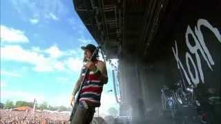 Korn - Coming Undone (Download Festival 2013)