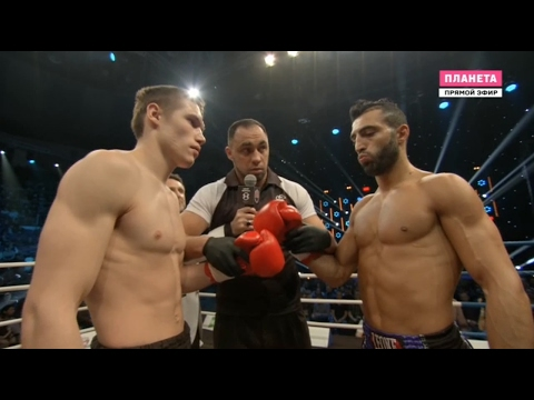 Giorgio Petrosyan vs. Artem Pashporin | Джорджио Петросян vs. Артем Пашпорин