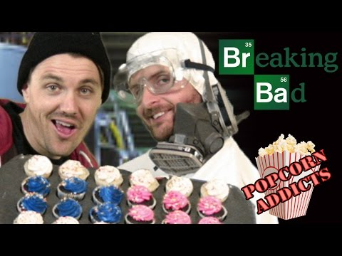 BREAKING BAD Bakes Cupcakes: EP 108: Popcorn Addicts