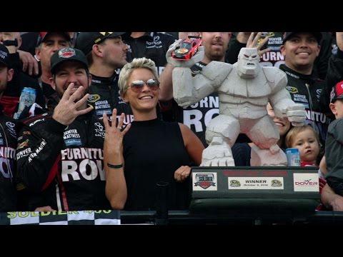 Winner's Weekend: Martin Truex Jr. - Dover - 'NASCAR Race Hub'