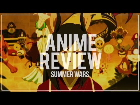 Anime Review: Summer Wars (Hosoda Month)