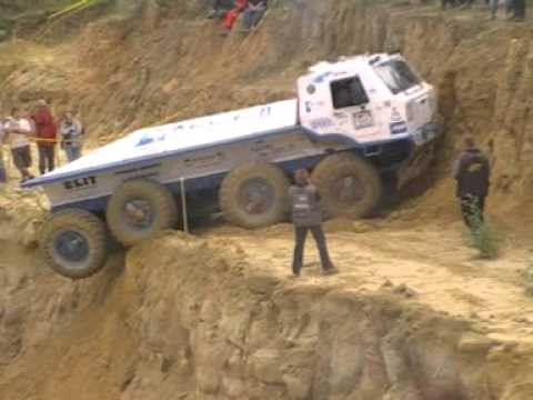 Tatra 813 8X8 Truck Trial part 3 Music Videos