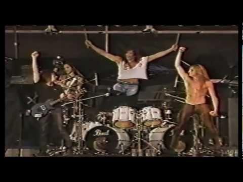 Skid Row-Youth Gone Wild[HD] 1991 Wembley