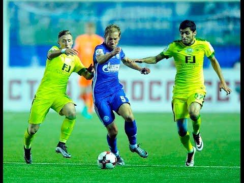 «Оренбург» 0 – 0 «Анжи»