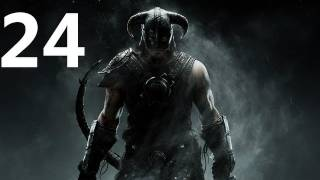 The Elder Scrolls V Skyrim Walkthrough Part 24 - The Main Road