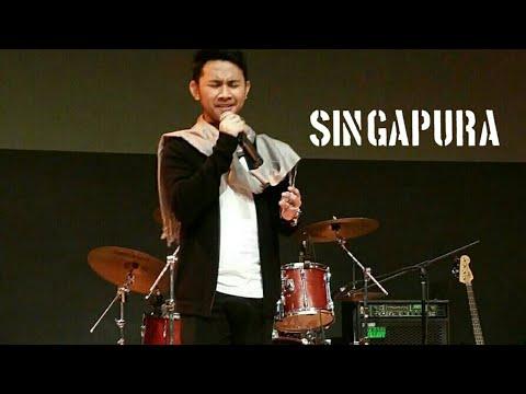 Pripare perform SINGAPURA | RAFLY GOWA d'academy3