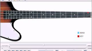 Kool and The Gang Too Hot Bass Lesson Software