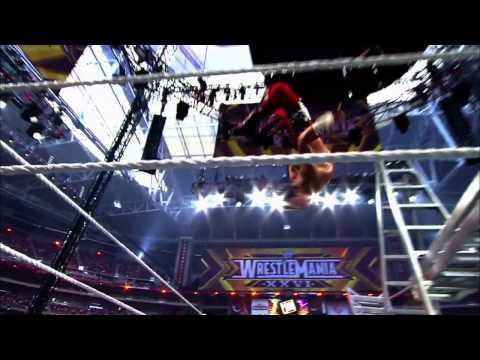 Wrestlemania 31: Wwe Intercontinental Ladder Match Preview video