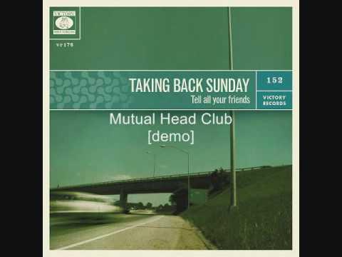 Taking Back Sunday - Mutual Head Club