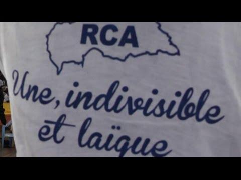 Centrafrique: marche pour la paix à Bangui