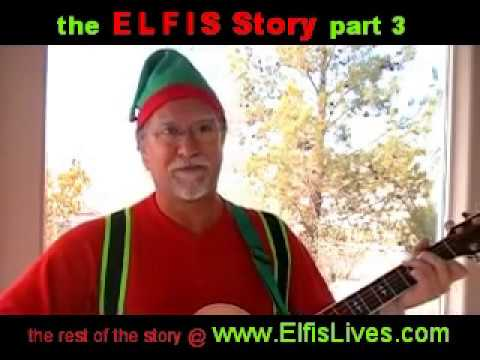 ELFIS Story part 3 - Rudolph the Brown Nosed Reindeer