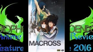 Anime Review feature 2016: Super Dimension Fortress Macross (1982)