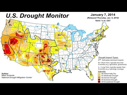 Geoengineered Drought Threatens American Farms, Forests, Families, Economy, and Security
