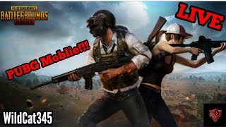 PUBG Mobile Live Gameplay (Squad Wins!!!) Going for Crown!!!