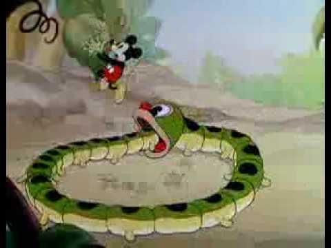 Mickey Mouse - Mickey's Garden - 1935 video