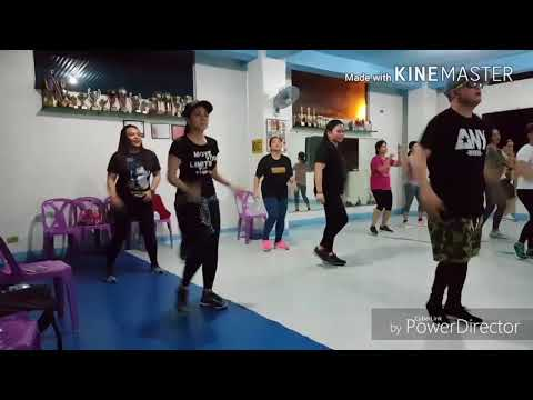 Mercury Drug Dist. 22 [ Pasay Branch ] | Zumba Hiphop Dance Class 101