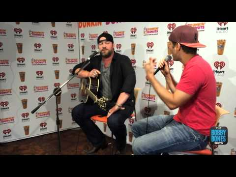 Getting Intimate with Bobby Bones - Lee Brice