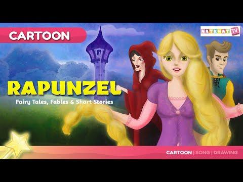 Rapunzel | Tale in Hindi | बच्चों की नयी हिंदी कहानियाँ thumbnail