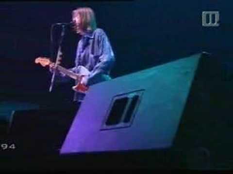 Nirvana at Hala Tivoli - Dumb and Come as you are