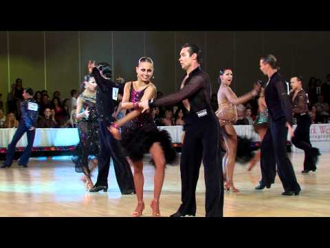 Ballroom Dance Video 2011 Desert Classic Open Professional Latin Final video