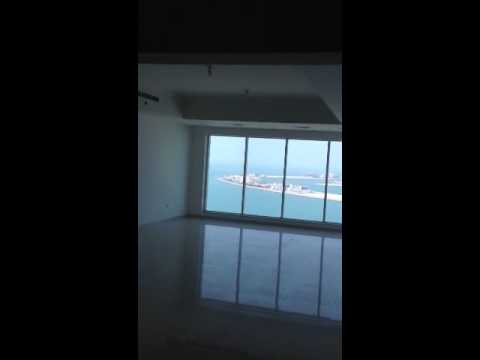 Stunning Sea & Palm View apartment in Emirates Crown, Dubai