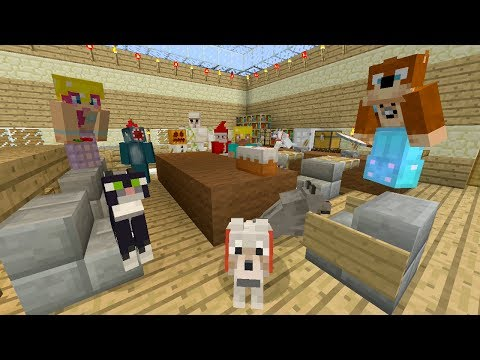 Minecraft Xbox — Saving Santa [154]