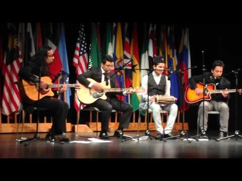 Mohani Lagla Hai, International Night 2013 video