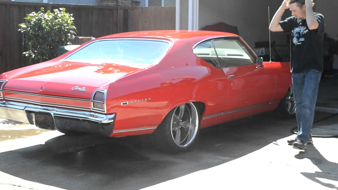 Lowered Chevelle - Viewing Gallery