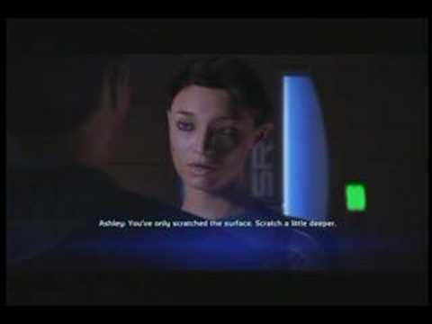 Mass Effect sex scene. Mass Effect sex scene