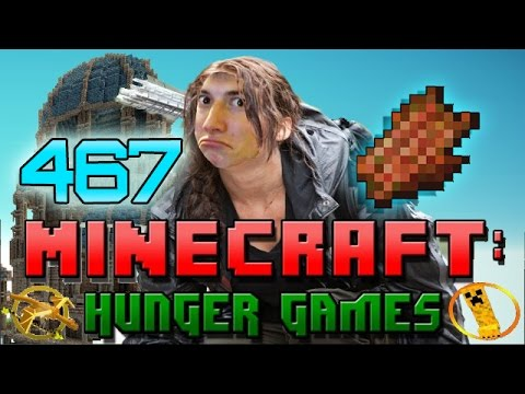 Minecraft: Hunger Games w Mitch Game 467 Wet Noodle Fail