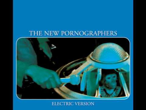New Pornographers - Its Only Divine Right