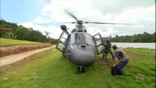 Série JR: Exército se esforça para vigiar fronteira no extremo norte do Tumucumaque