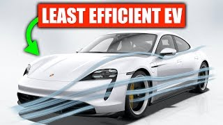 Porsche Made The Least Efficient Electric Car