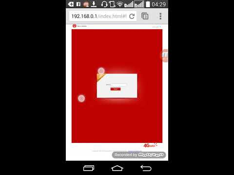 Review: troca a senha e nome do WiFi claro 4g max