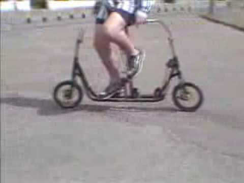 Wild Wacky Action Bike