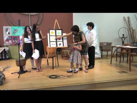Iranian Culture & Art Club: Student Presentations