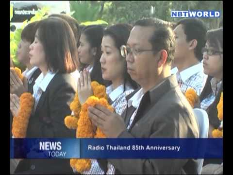 Radio Thailand 85th Anniversary