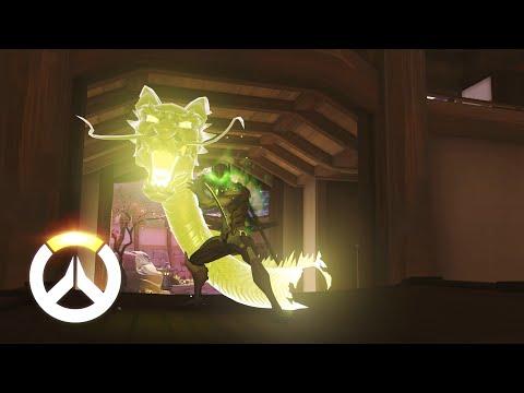 Genji Ability Overview | Overwatch