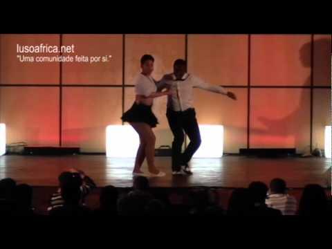 2º Par Vencedor Concurso Kizomba Africa A Dançar 2012 video