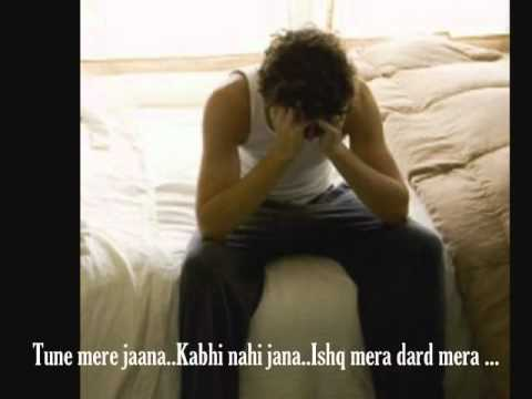 Tune Meri Jaana Kabhi Nahi jaana -Emptiness