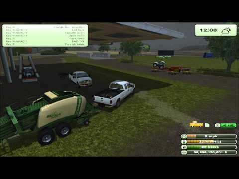 PC: Austin: Farming Simulator 2013 Ep. 7