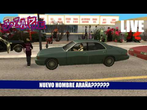 GTA SA LOQUENDO SPIDERMAN ULTIMATE MILES MORALES CAPITULO 2