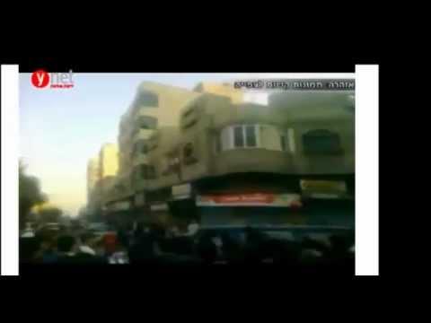Gaza gunmen kill 6 alleged collaborators (suspected)