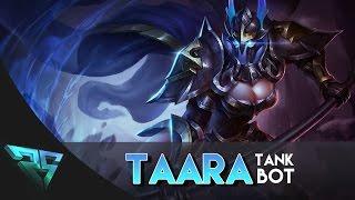 Strike of Kings: WE HAS DA TANK! Taara [Tank Bot] Gameplay