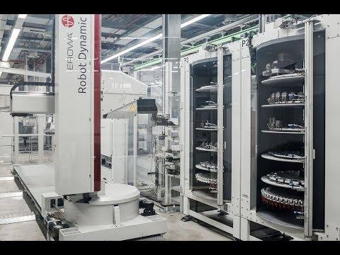 Phoenix Contact: Verfahrensgemischte Automationszelle zur Effizienzsteigerung